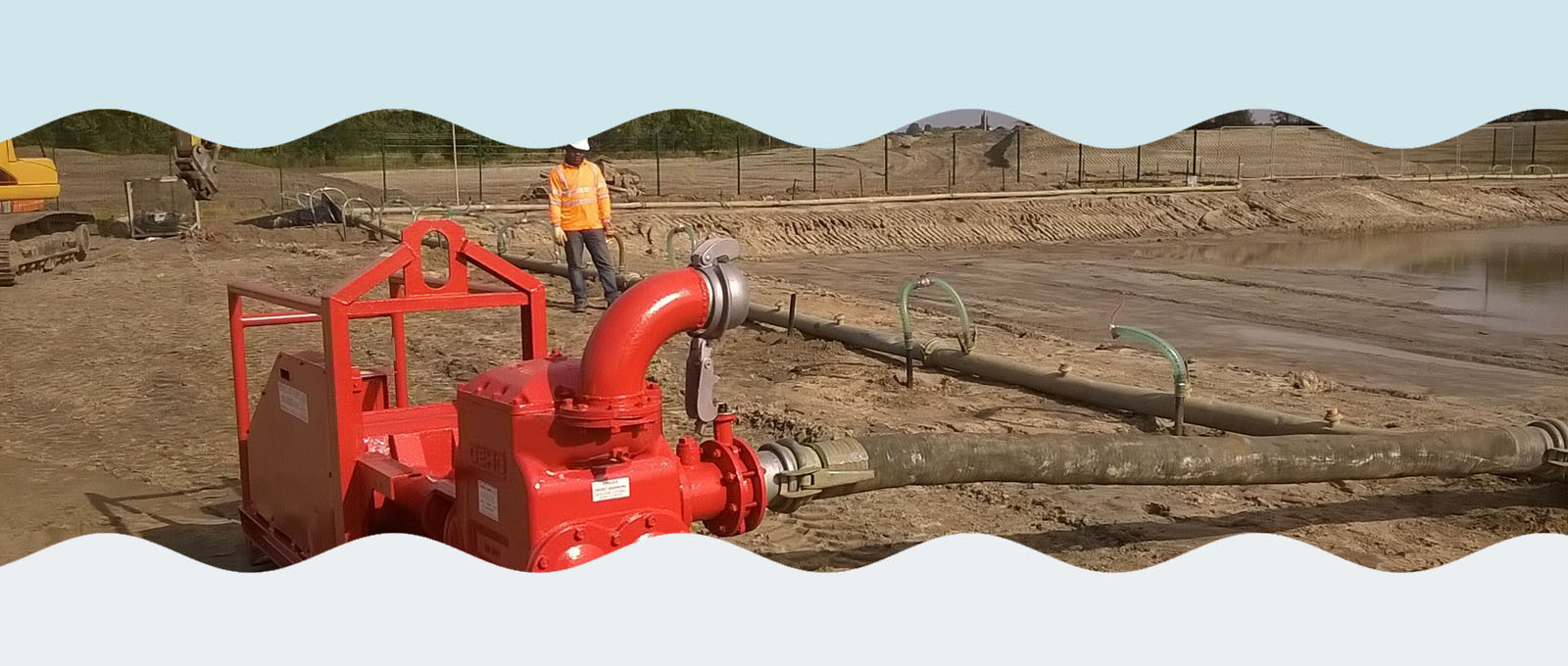 wellpoint dewatering | Stuart Well Serivces